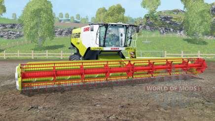 Claas Lexion 780 TerraTrac multifruit pour Farming Simulator 2015