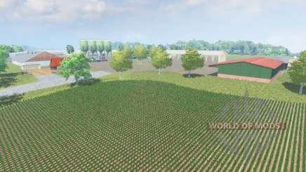 U.S. Land v2.0 für Farming Simulator 2013