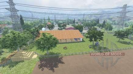 Lomersheim für Farming Simulator 2013