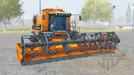 Deutz-Fahr 7545 RTS orange pour Farming Simulator 2013