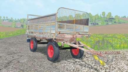 Fortschritt T087 tire selection für Farming Simulator 2015