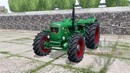 Deutz D 80 05 A munsell green für Farming Simulator 2017