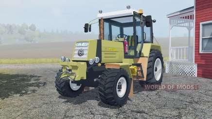 Fortschritt ZT 323-A olive green für Farming Simulator 2013