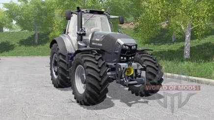 Deutz-Fahr 7 TTV Warrior für Farming Simulator 2017