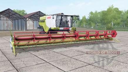 Claas Lexion 780 TerraTraɕ für Farming Simulator 2017