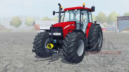 Case IH MXM180 Maxxum vives reɗ pour Farming Simulator 2013