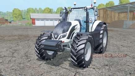Valtra T214D pour Farming Simulator 2015
