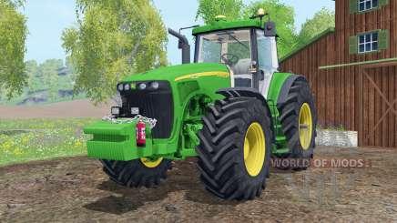 John Deere 8520 front weight für Farming Simulator 2015