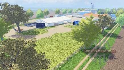 Vojvodina v2.0 für Farming Simulator 2013