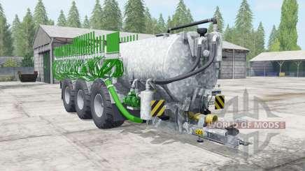 Joskin Volumetra 40000 T für Farming Simulator 2017