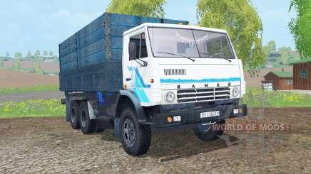 KamAZ-53212 weiße Farbe für Farming Simulator 2015