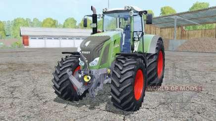 Fendt 828 Vario fern für Farming Simulator 2015