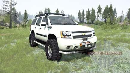 Chevrolet Tahoe (GMƬ900) 2007 für MudRunner
