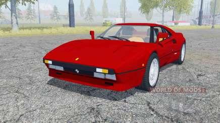 Ferrari 288 GTO 1984 für Farming Simulator 2013