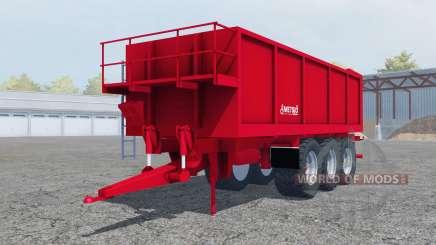 Metsjo MetaQ 75 pour Farming Simulator 2013
