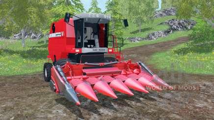 Massey Ferguson 34 4x4 pour Farming Simulator 2015