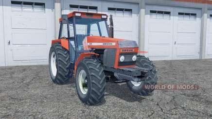 Ursus 1614 front loader pour Farming Simulator 2013