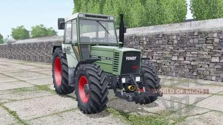 Fendt Farmer 300 LSA Turbomatik pour Farming Simulator 2017