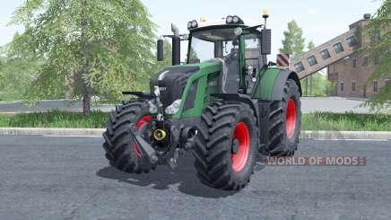 Fendt 828 Vario 2010 für Farming Simulator 2017