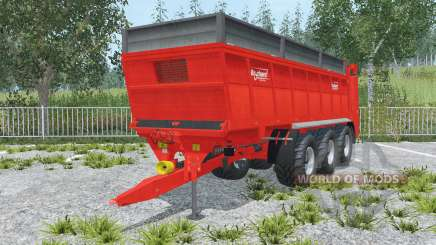 Brochard Dragon 2200 pour Farming Simulator 2015