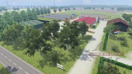 Noord-Brabant v2.0 für Farming Simulator 2013