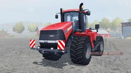 Case IH Steiger 600 change wheels pour Farming Simulator 2013