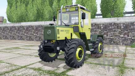 Mercedes-Benz Trac 800 more configurations für Farming Simulator 2017