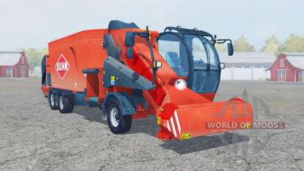 Kuhn SPV Confort XL ballen laden für Farming Simulator 2013