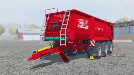 Krampe Bandit 800 change bodywork für Farming Simulator 2013