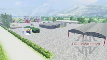 Bavarian Forest v2.0 für Farming Simulator 2013