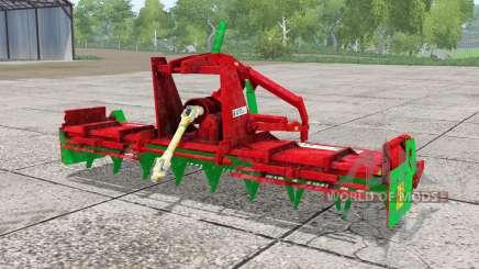 Unia Hermes 4 für Farming Simulator 2017