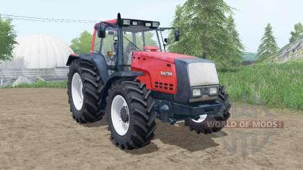 Valtra Valmet 8050 HiTech für Farming Simulator 2017