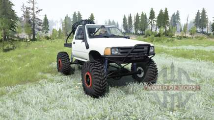 Toyota Hilux crawler pour MudRunner