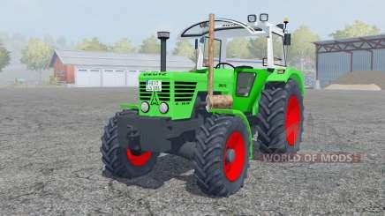 Deutz D 80 06 für Farming Simulator 2013