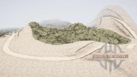 Les dunes pour MudRunner