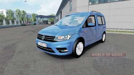 Volkswagen Caddy für Euro Truck Simulator 2