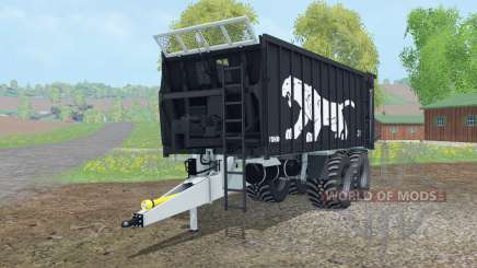 Fliegl Gigant ASW 268 Panther pour Farming Simulator 2015