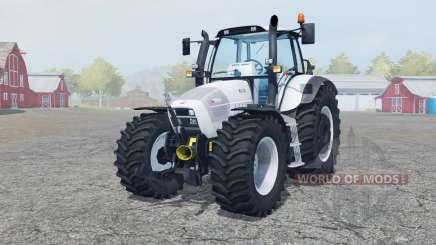 Hurlimann XL 130 added wheels für Farming Simulator 2013