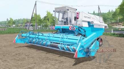 Fortschritt E 516 wheels selection für Farming Simulator 2017