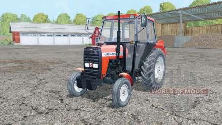Ursus 3512 front loader pour Farming Simulator 2015
