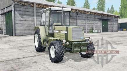 Fortschritt Zt 323-A more options pour Farming Simulator 2017