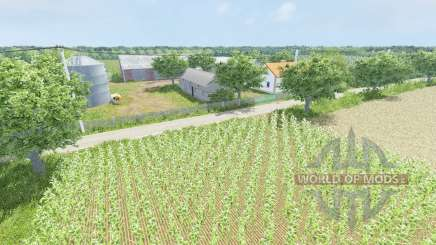 Polska Wies v2.0 für Farming Simulator 2013