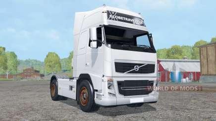 Volvo FH16 750 Globetrotter XL cab pour Farming Simulator 2015