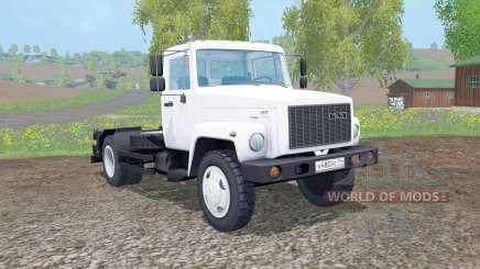 GAS-33098 für Farming Simulator 2015