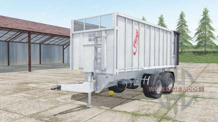 Fliegl TMK 266 Bull mercury pour Farming Simulator 2017