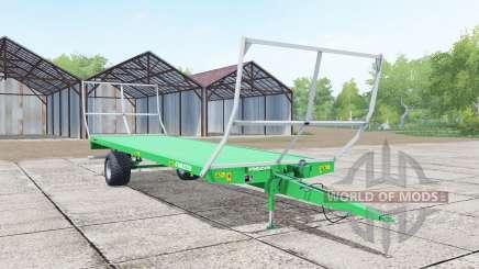 Joskin Wago ST8000 pour Farming Simulator 2017