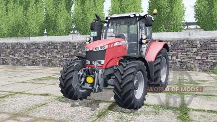 Massey Fergusoɲ 6613 für Farming Simulator 2017
