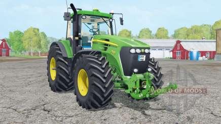Jean Deerᶒ 7920 pour Farming Simulator 2015