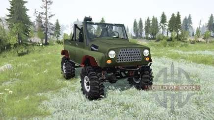UAZ-469 TR-2 pour MudRunner
