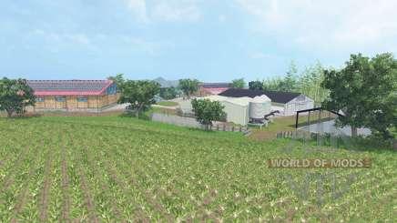 Cantal v1.3.1 pour Farming Simulator 2015